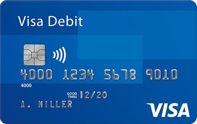 Visa Debit Cards Visa
