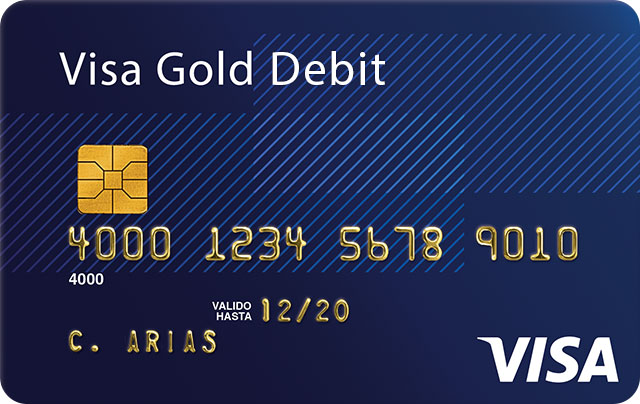 The Visa or MasterCard Prepaid Debit Card