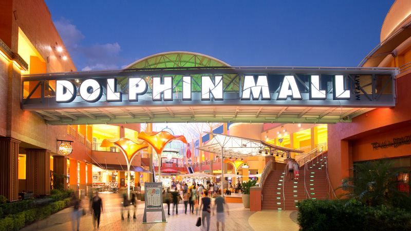Dolphin Mall | Visa on