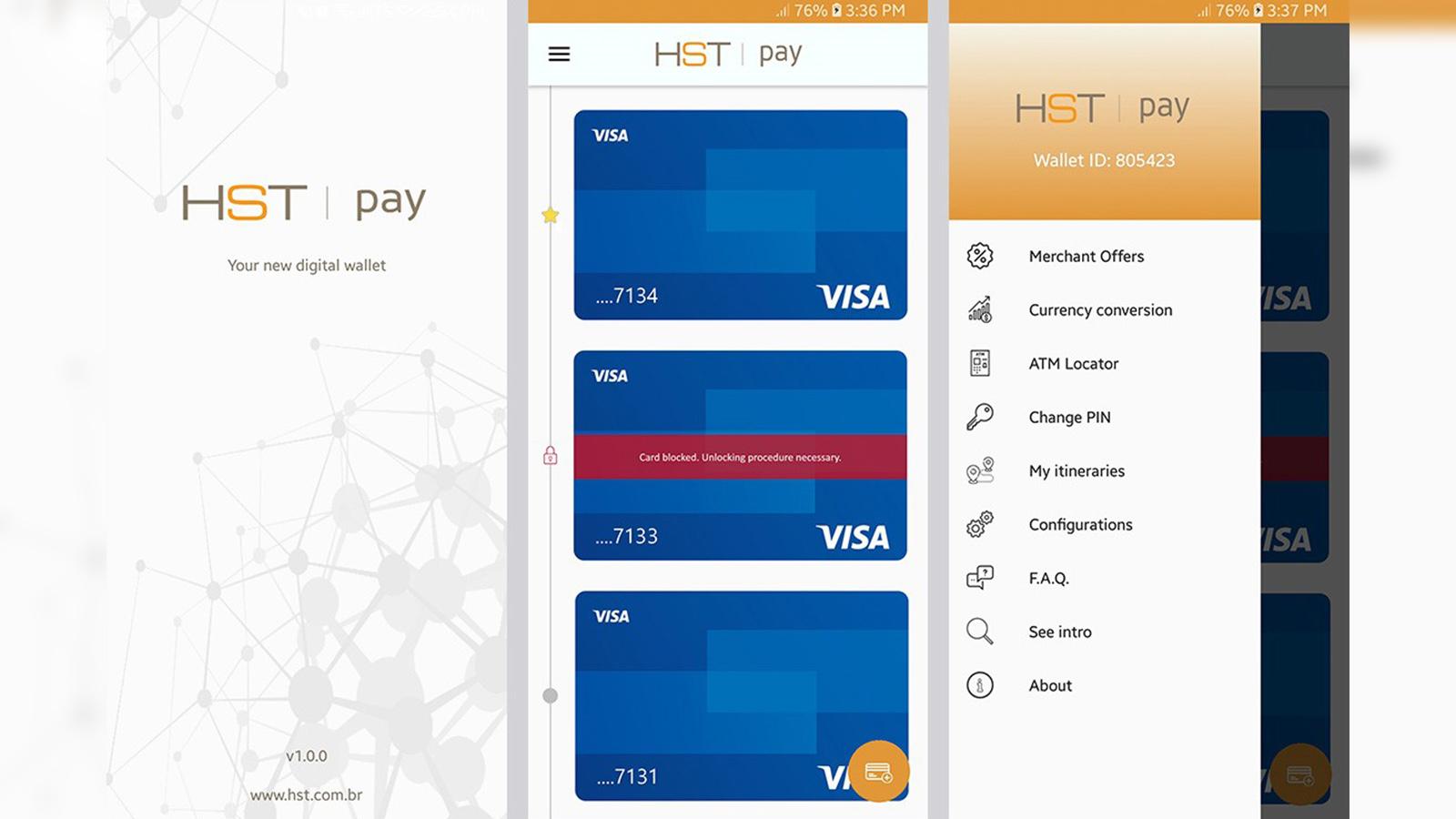 Press Release | Visa HST Partnership | Press Release | Visa